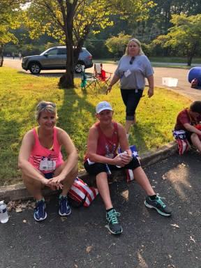 Race for service women